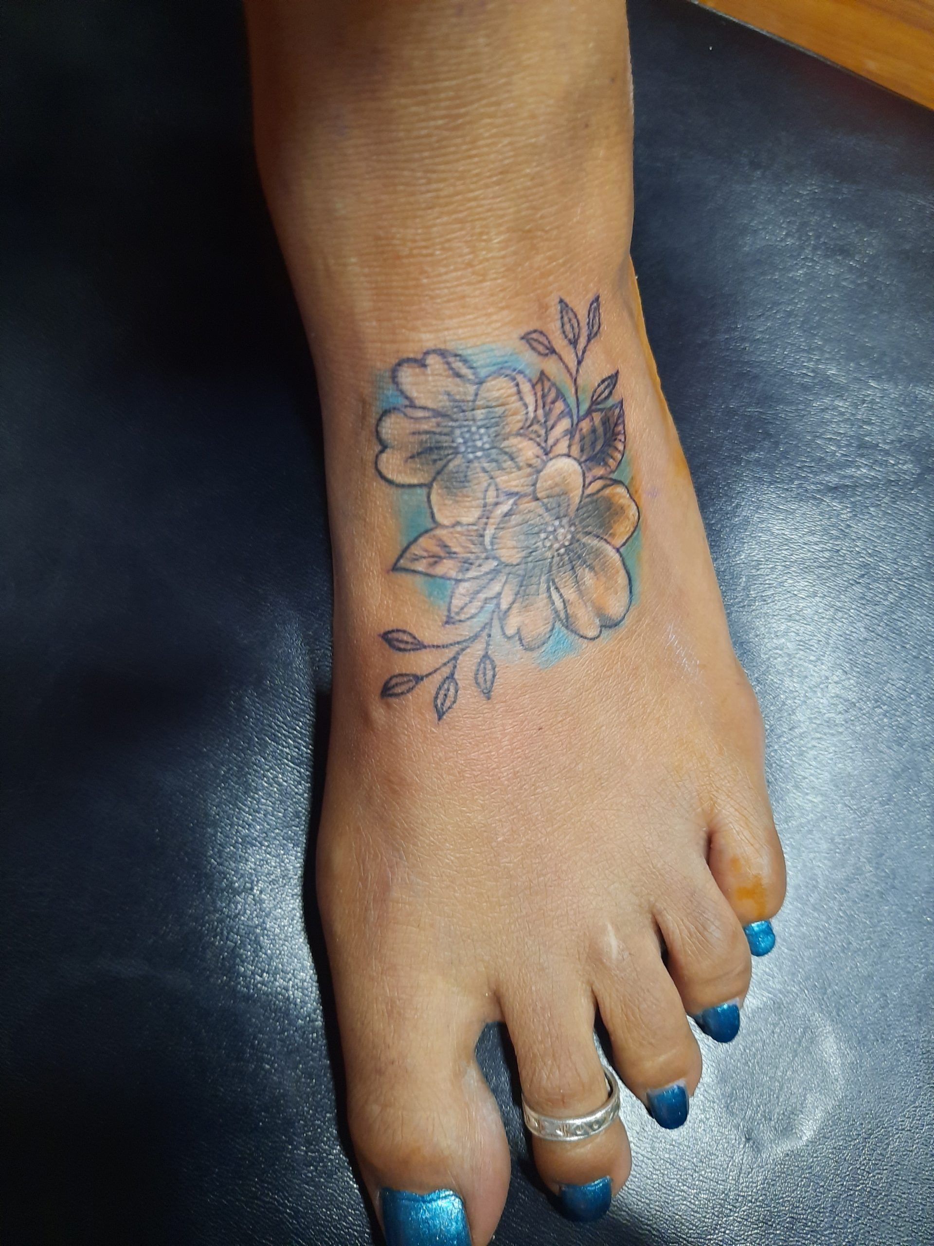 Color Tattoo Designs | arazwa Tattoo & Body Piercing