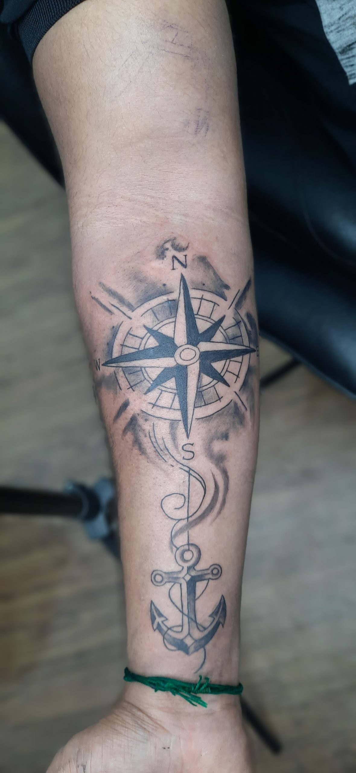 Forearm Tattoo | Tarazwa Tattoo & Body Piercing